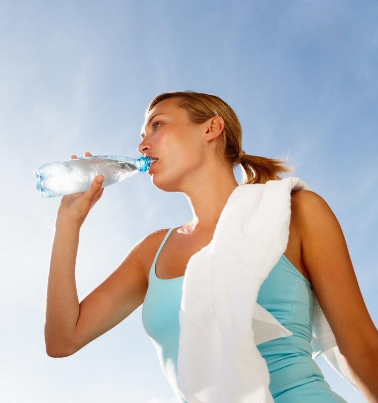 Waterdrinkingworkout