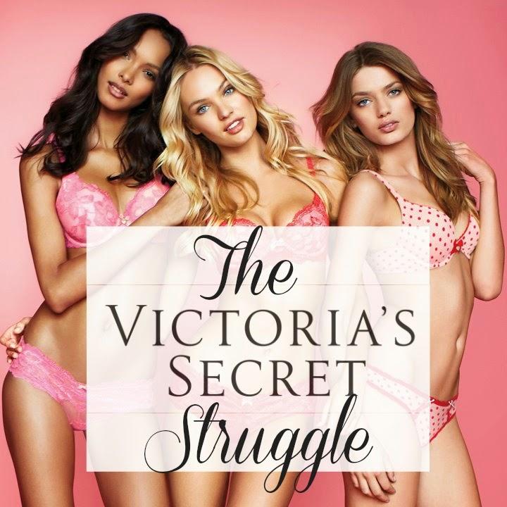 victorias secret stuggle
