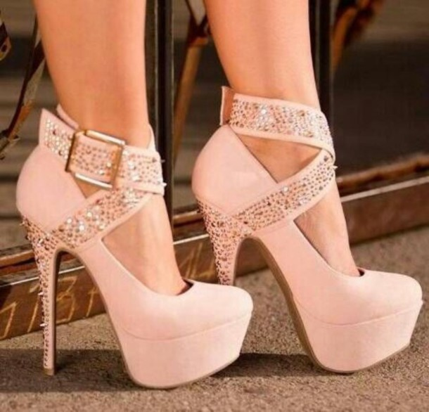 jg84e3-l-610x610-shoes-heels-platform-pink-glittery-belt-baby+pink+high+heels-sequins-high+heels-fashion-pumps-did+u-diamonds-nude-nude+high+heels-silve