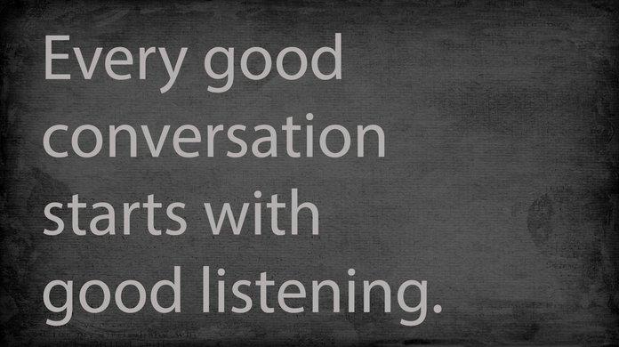 Good-Listening