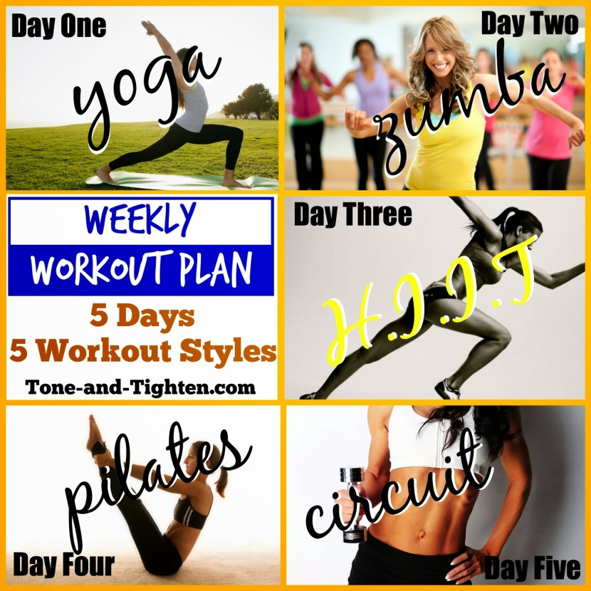 best-workout-plan-fitness-exercise-weekly-yoga-zumba-hiit-pilates-circuit-tone-and-tighten
