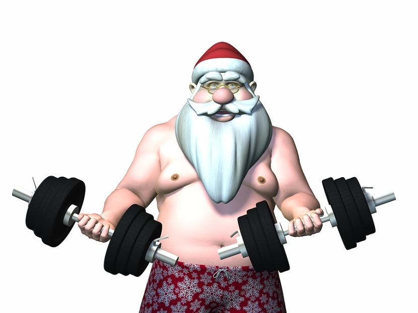 bigstock_Santa_Fitness_szn3es